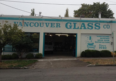 Vancouver Glass - Downtown Location