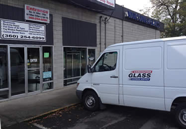 Vancouver Glass - Orchards Location