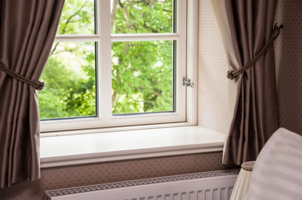 Four Pane Gl Window In House
